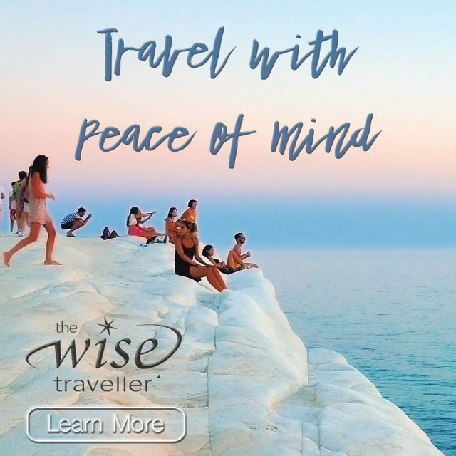 The Wise Traveller - Travel with peace of mind